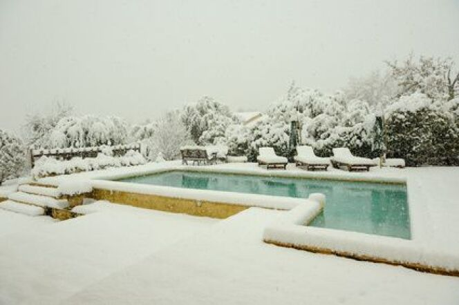 "Réussir l'hivernage de sa piscine <span class=""normal italic petit"">© S. Pradier - Fotolia.com</span>"
