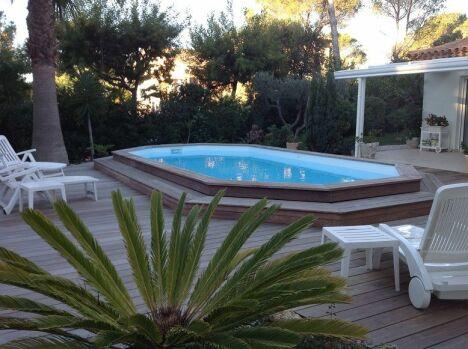 Rêves d'eau (Océazur - Piscine Plage) à Fréjus