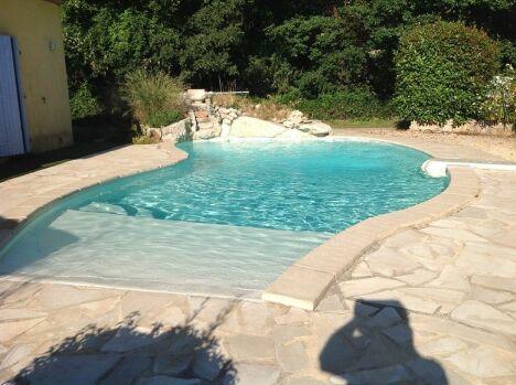 R ves d 39 eau oc azur piscine plage fr jus pisciniste var 83 - Piscine plage immergee ...