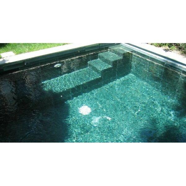 Rev tement de piscine en quartz - Revetement ideal pourtour de piscine ...