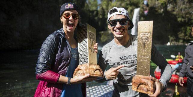 Rhiannan Iffland et Jonathan Paredes, les lauréats de l'édition 2017