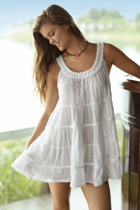 robe de plage blanche clanfield banana moon. Black Bedroom Furniture Sets. Home Design Ideas