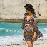Robe de plage Wildlife par LingaDore