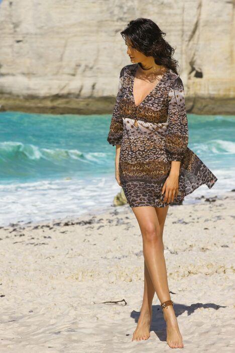 Robe de plage Wildlife par LingaDore été 2012