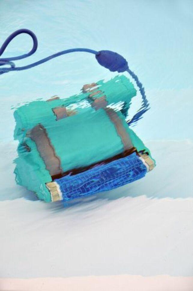 Robot de piscine : l'entretien des filtres