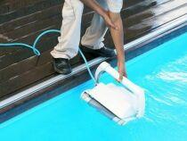 Robot de piscine : les différentes pannes