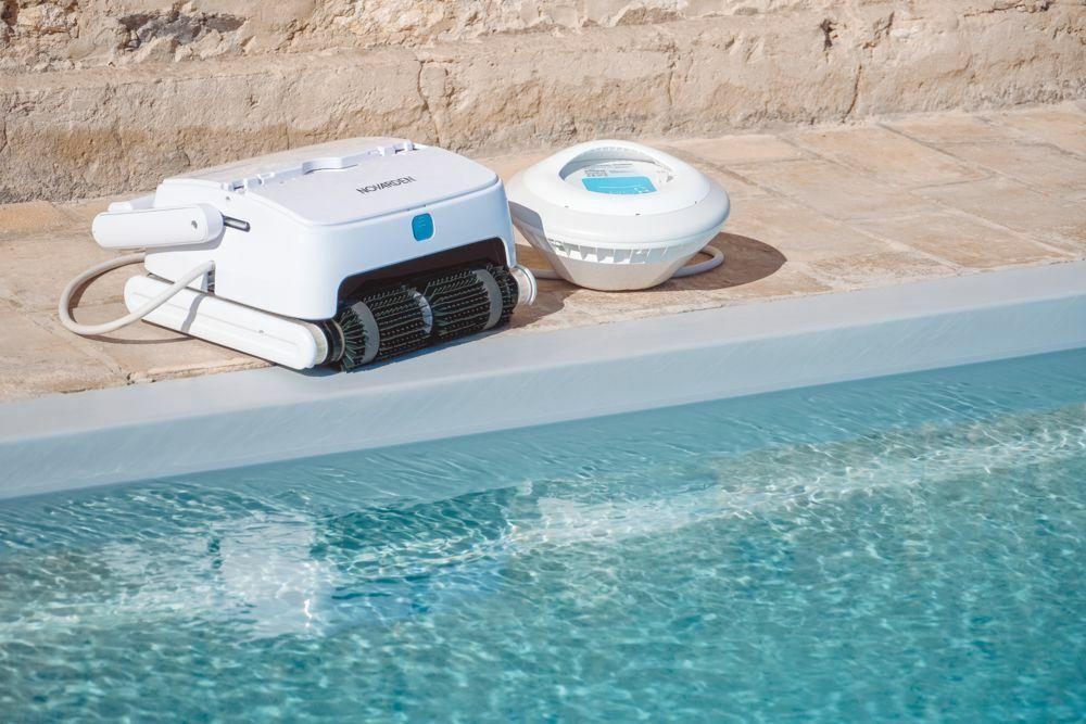Robot de piscine Novarden Agil E-Control© Novarden