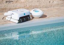 Zoom sur le robot de piscine Novarden Agil E-Control