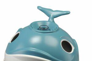 Les robots de piscine Scuba, Whaly et Magic clean ont tous un design coloré et ludique.