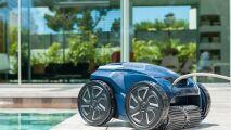 Nouveauté Zodiac : gamme de robots de piscine Alpha iQ