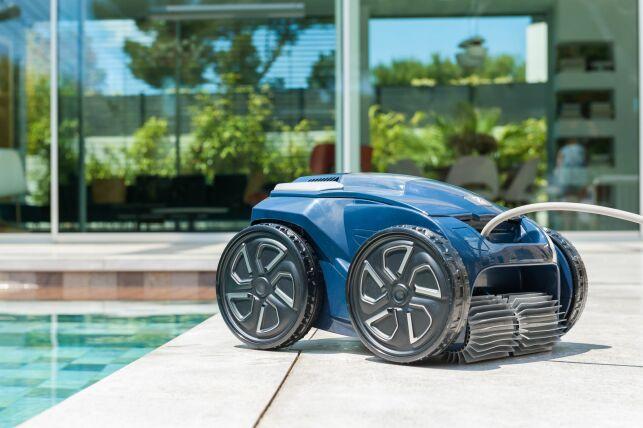 Robot de piscine Zodiac®, modèle Alpha iQ™