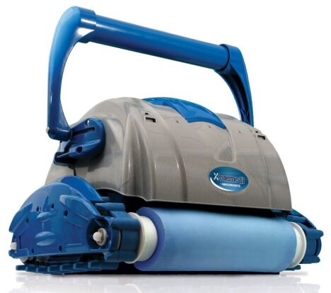 Robot nettoyeur automatique piscine xtreme ii for Robot nettoyeur de piscine