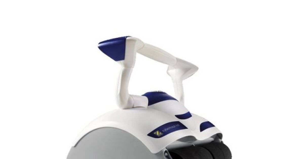 Robot piscine cybernaut nt zodiac for Robot piscine sweepy free zodiac