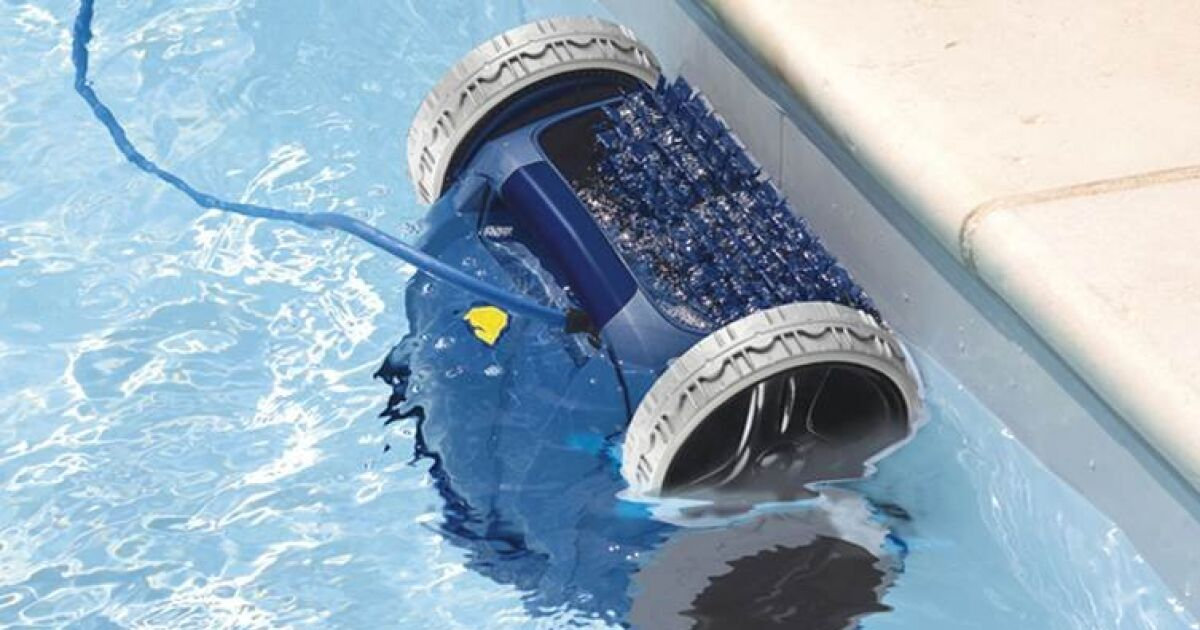 Robot piscine vortex 3 4wd zodiac for Robot piscine zodiac
