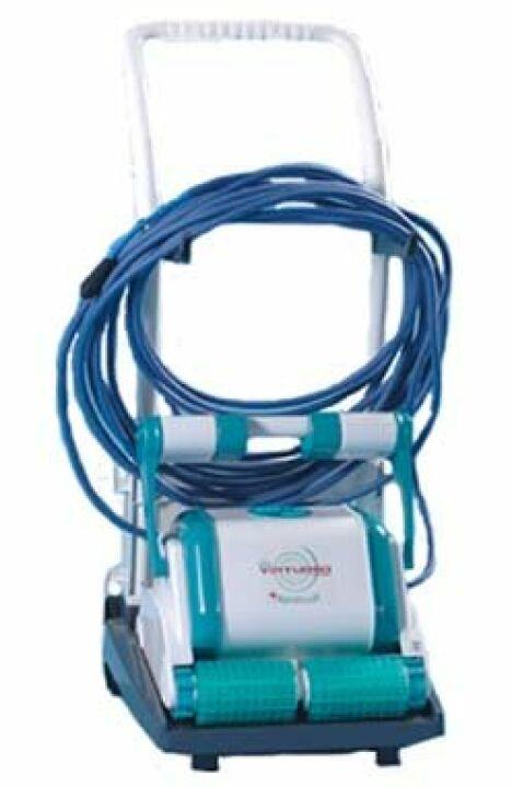 """Robot autonome pour piscine Virtuoso<span class=""""normal italic petit"""">DR</span>"""