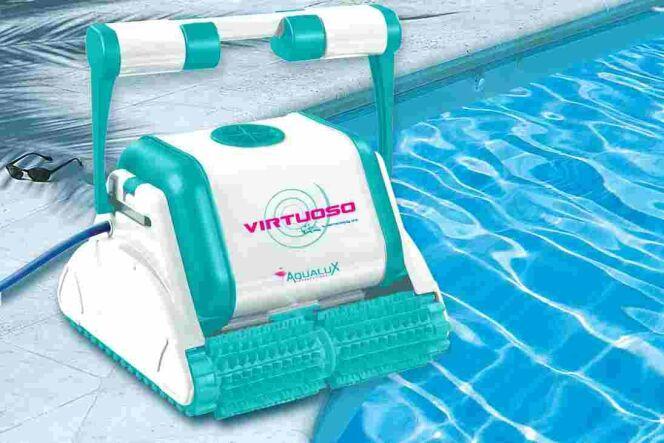 """Robot de piscine : lequel choisir ?<span class=""""normal italic petit"""">© Aqualux</span>"""