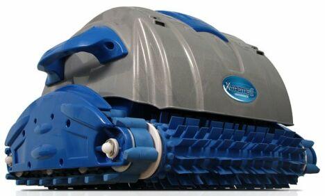 "Robot nettoyeur automatique Xtreme I<span class=""normal italic petit"">© AstralPool</span>"