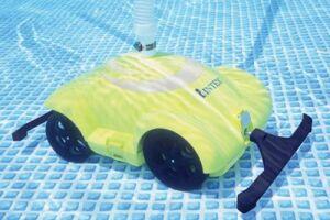 Robot nettoyeur de fond piscine hors-sol