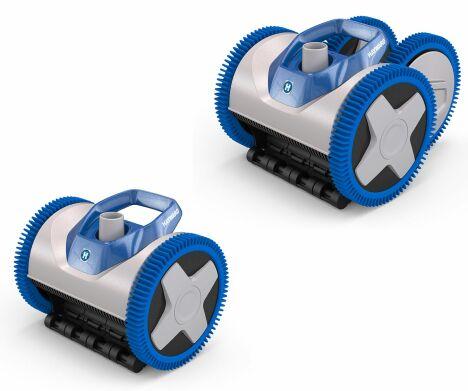 """Les robots de piscine AquaNaut sont puissants et faciles à entretenir.<span class=""""normal italic petit"""">© Hayward Pool Europe</span>"""
