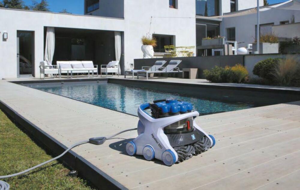 Robots de piscine Aquavac 6 Series® par Hayward : zoom sur les nouveautés© Hayward