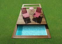 Transformez votre couverture en terrasse d'un seul geste : le Rolling Deck de Piscinelle