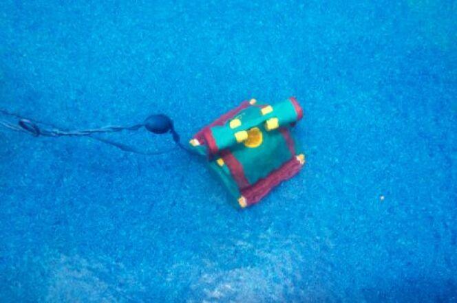 """Le sac à limon est indispensable pour nettoyer à fond votre piscine.<span class=""""normal italic petit"""">© Arkadiy Yarmolenko - Thinkstock.jpg</span>"""