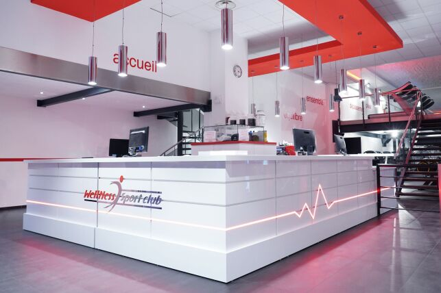 Salle de fitness Wellness Sport Club à Marseille