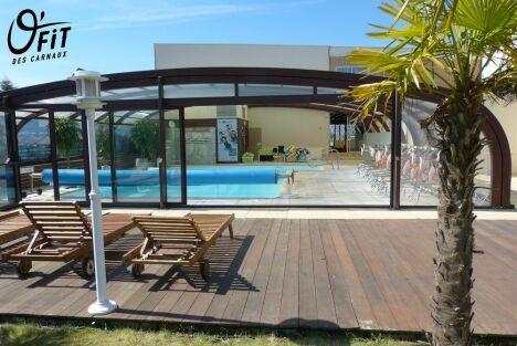 """Salle de sport avec piscine O'fit des Carnaux à Ballan-Miré<span class=""""normal italic petit"""">DR</span>"""