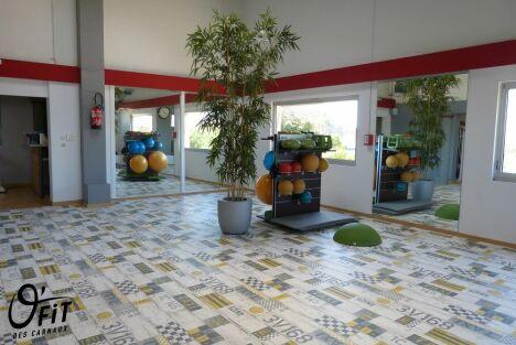 Salle de sport avec piscine O'fit des Carnaux à Ballan-Miré