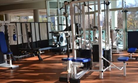 "Salle fitness du centre   <span class=""normal italic petit"">DR</span>"