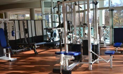 Salle fitness du centre