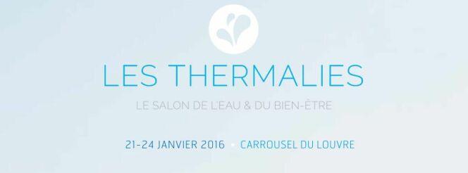 Salon des Thermalies, du 21 au 24 janvier 2016
