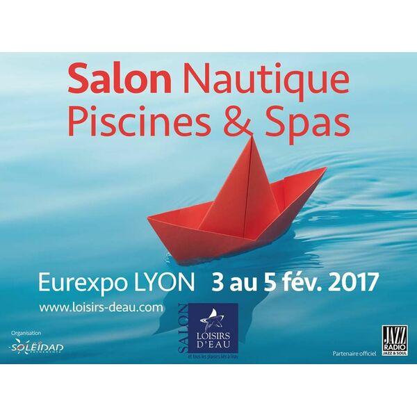 4 jours de piscine spa et nautisme au salon loisirs d eau - Salon loisirs creatifs 2017 paris ...