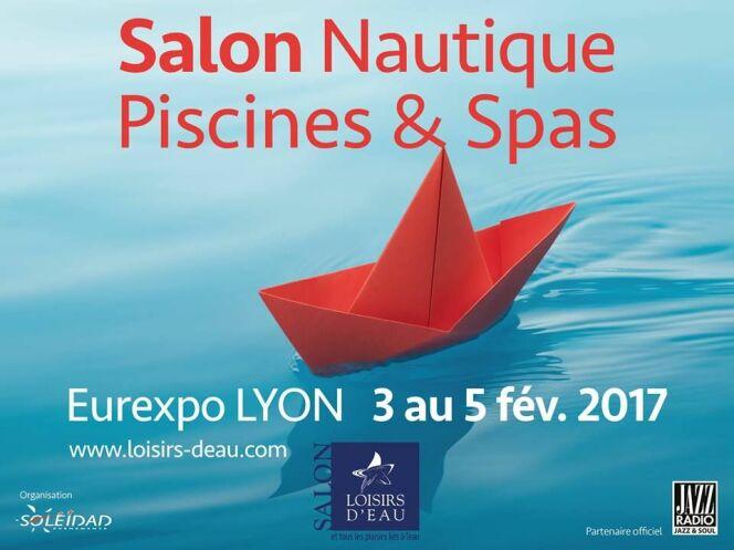 """Salon Loisirs d'Eau, du 3 au 5 février 2017<span class=""""normal italic petit"""">© Loisirs d'Eau</span>"""