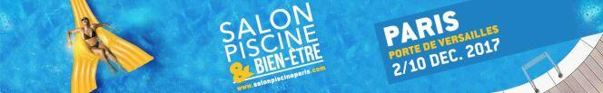 Salon Piscine et Bien-Être : entrée gratuite