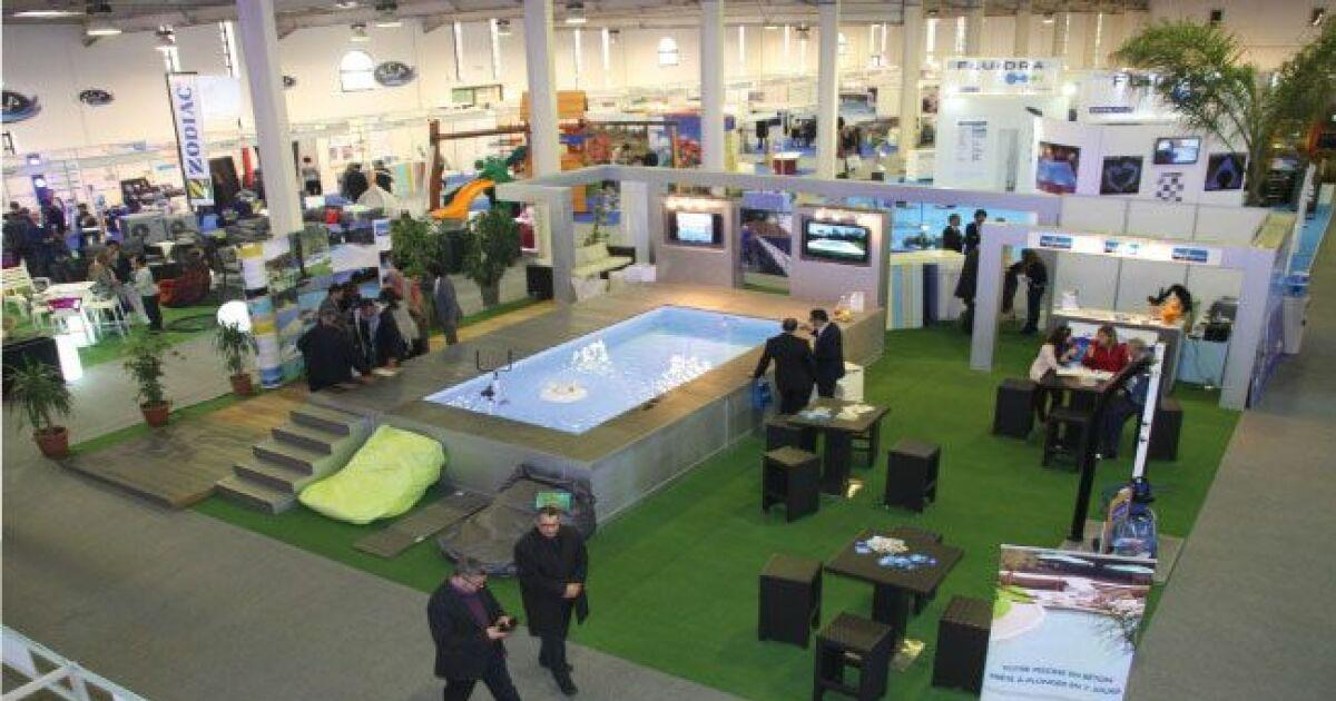 Salon piscine expo maroc rendez vous dans un mois for Construction piscine rabat