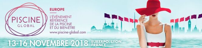 Salon Piscine Global Europe 2018