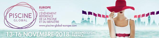 Salon Piscine Global Europe 2018 : demandez votre badge visiteur