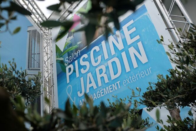 "Salon Piscine & Jardin du 26 au 29 Février 2016<span class=""normal italic petit"">© Salon Piscine & Jardin</span>"