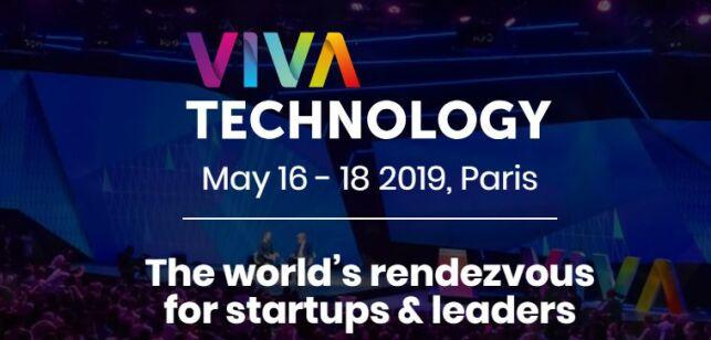 Salon Viva Technologie : du 16 au 18 mai 2019
