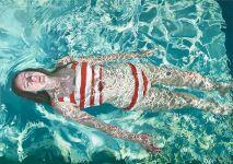 Samantha French: des portraits sous l'eau