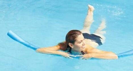"""Santé dans l'eau<span class=""""normal italic petit"""">DR</span>"""