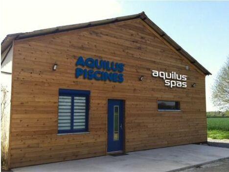 SAS MSP (Aquilus Piscines et Spas) à Ardentes