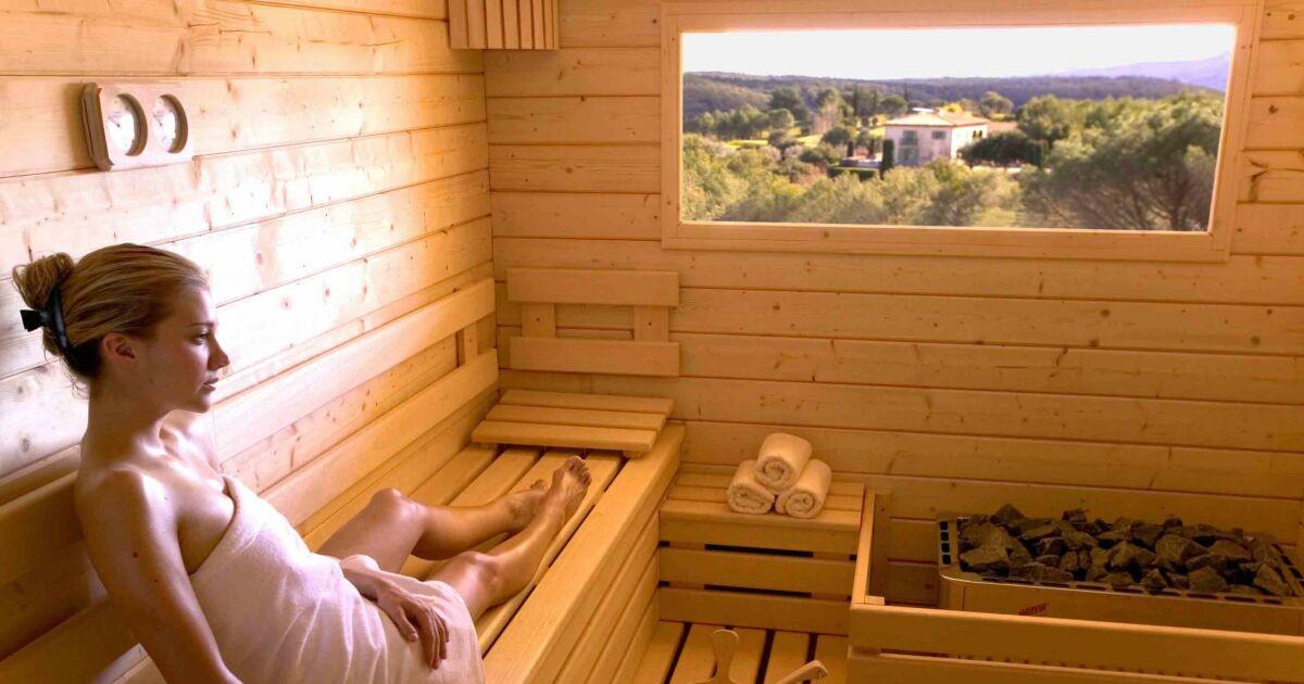 sauna chez soi choisir acheter installer et entretenir un sauna domicile. Black Bedroom Furniture Sets. Home Design Ideas