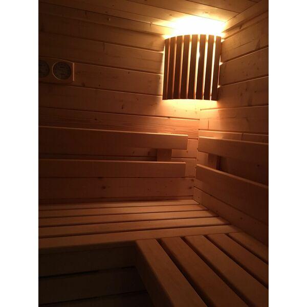 sauna a la maison best la maison put at your disposal its relaxation area with sauna and. Black Bedroom Furniture Sets. Home Design Ideas