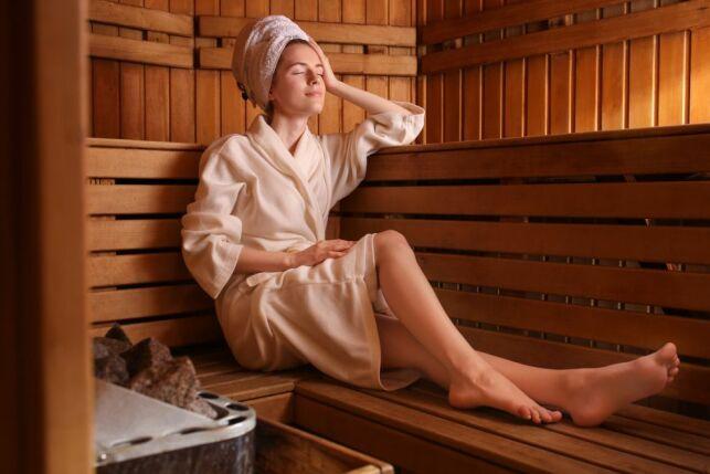 Sauna et choc thermique, soyez prudent !