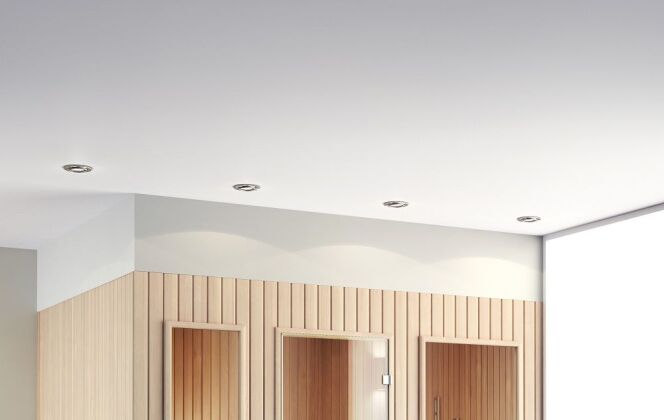 Sauna Evolve Elegance de Tylo © Nordique France