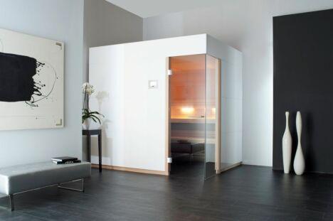 """Sauna Imagine par Freixanet<span class=""""normal italic petit"""">DR</span>"""
