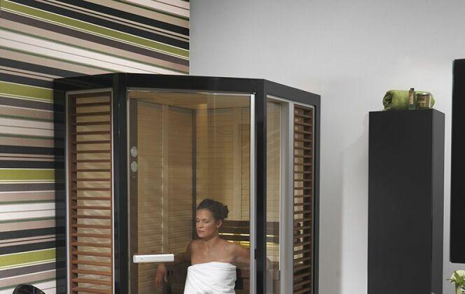 Sauna Impression de Tylo © Nordique France