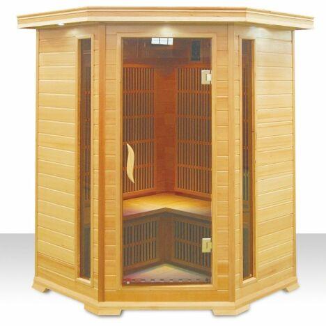 "Sauna infrarouge 2/3 places Neowarm de Warmeo<span class=""normal italic petit"">© Warmeo</span>"